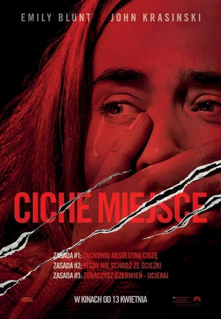 Ciche Miejsce / A Quiet Place (2018) PLSUBBED.720p.KORSUB.HDRip.XviD-LPT / POLSKIIE NAPISY